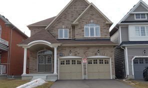 Almost New 4 Bedroom Detached Home In Simcoe Landing, Keswick